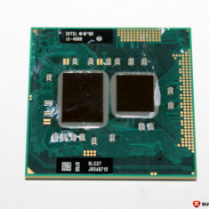 Procesor Intel Core i5 SLC27 2.6GHz Socket G! (rPGA988A) CP80617005487AC - Procesor laptop
