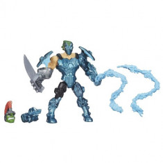 Figurina Super Hero Mashers Whiplash - Figurina Povesti Hasbro