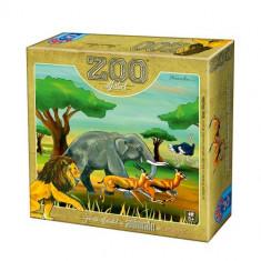 Joc Zoo Alfabet - Jocuri Logica si inteligenta D-Toys