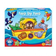 Joc Educativ Arca lui Noe - Jocuri Logica si inteligenta orchard toys