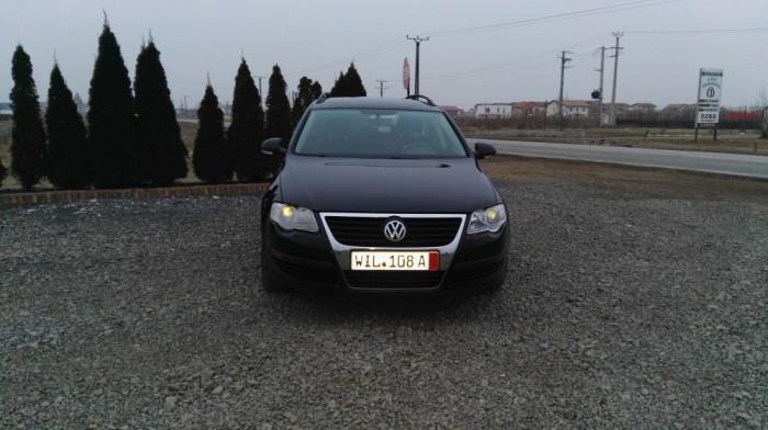 VW Passat 2.0 TDI foto mare