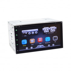 Aproape nou: Multimedia player auto PNI V6031 2DIN universal cu DVD, USB, slot card