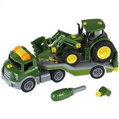 Trailer cu Tractor John Deere - Vehicul Klein