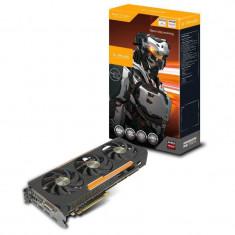 Placa video SAPPHIRE AMD 11241-02-20G, Tri-X R9 390X, PCIE, 8192MB GDDR5 512bit, 6000MHz, 1080Mhz, 1*DVI, 1*HDMi, 3*DP, Fan, Black Plate bulk - Placa video PC Sapphire, PCI Express, Ati