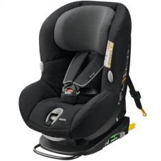 Scaun Auto Milofix 0-18 kg Black Raven - Scaun auto copii Maxi Cosi, 0+ -1 (0-18 kg), Opus directiei de mers, Isofix