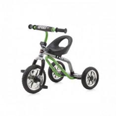 Tricicleta Sprinter 2014 Green - Tricicleta copii Chipolino