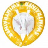 Colac Copii Swimtrainer Classic Galben, FREDS SWIM ACADEMY