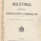 Buletinul Ministerului Agriculturii si Domeniilor, Anul 1912, Nr. 11-12