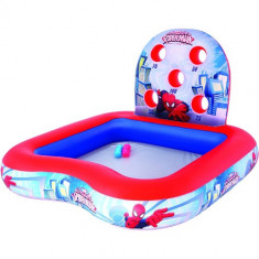Piscina de Joaca Interactive Spiderman Bestway