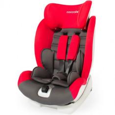Scaun Auto VelaFix 9-36 kg Ferrari Red - Scaun auto copii grupa 1-2-3 (9-36 kg) Coccolle, 1-2-3 (9-36 kg), Isofix, Rosu