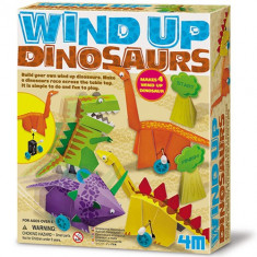 Set Creatie Dinozauri - Jocuri Logica si inteligenta 4M