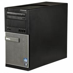 Dell Optiplex 990 Intel Core i5-2500 3.30 GHz 4 GB DDR 3 250 GB HDD DVD-RW Tower Windows 10 Pro - Sisteme desktop fara monitor