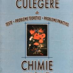 CULEGERE DE CHIMIE PENTRU CLASA A IX-A - Vladescu, Badea, Doicin