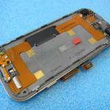 Carcasa mijloc nokia N97 mini slide folie banda flex Original