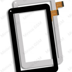 Touchscreen Serioux S716 S716TAB Alb Geam Sticla