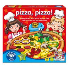 Joc Educativ Pizza Pizza! - Jocuri Logica si inteligenta orchard toys