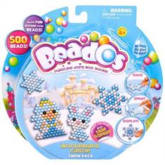 Set Creativ Beados S4 - Castelul Fermecat - Jocuri arta si creatie Moose