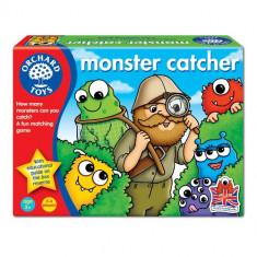 Joc Educativ Vanatorul de Monstruleti - Jocuri Logica si inteligenta orchard toys