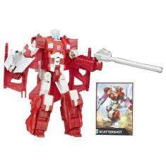 Figurina Transformers Combiner Wars Scattershot - Figurina Povesti Hasbro