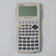 Calculator stiintific Casio FX-9750G Plus Power Graphic - Calculator Birou