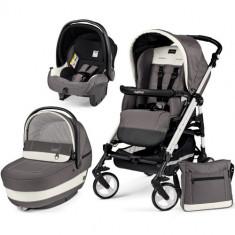 Carucior 3 in 1 Easy Drive Completo Ascot - Carucior copii 2 in 1 Peg Perego