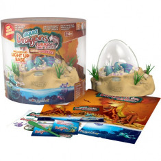 Set Acvariu Aqua Dragons Jurasic Time Travel EGGspress - Jocuri Stiinte