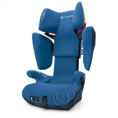 Scaun Auto Transformer X Bag Isofix 15-36 kg OCEAN BLUE - Scaun auto copii grupa 2-3 (15-36 kg) Concord, 2-3 (15-36 kg), Albastru