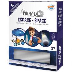 Mini Laboratorul Spatial - Jocuri Stiinte