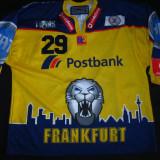 Tricou/Bluza Hochei(Hockey) FRANKFURT LIONS #29 Original - Echipament hochei