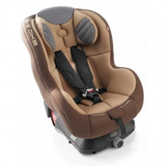 Scaun Auto Exo Basic 9-18 kg Crem - Scaun auto copii grupa 0-1 (0-18 kg) Jane, 1 (9-18 kg), Isofix