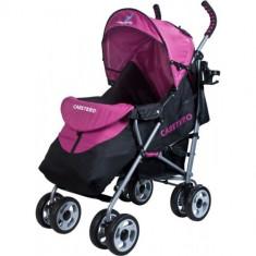 Carucior Sport Spacer lavanda - Carucior copii 2 in 1 Caretero