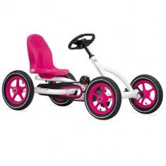Kart Buddy White - Kart cu pedale Berg Toys