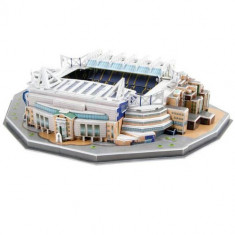 Puzzle 3D Stadion Chelsea - Stamford Bridge