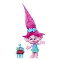 DreamWorks Trolls Figurina Poppy - Figurina Povesti Hasbro