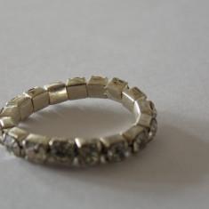 Inel argint cu zirconiu -1547