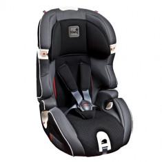 Scaun Auto S123 9-36 kg Carbon - Scaun auto copii grupa 1-2-3 (9-36 kg) Kiwy, Isofix