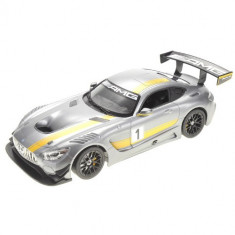 Masinuta Rastar Mercedes AMG GT3 Performance cu Telecomanda 1:14