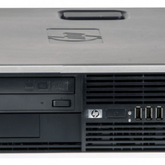 HP 8000 Elite Intel C2D E8400 3.00 GHz 4 GB DDR 3 250 GB HDD DVD-RW SFF Windows 10 Home
