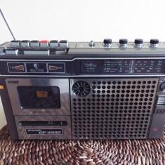 Radio casetofon SHARP GF 6000 - Aparat radio
