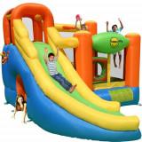 Saltea Gonflabila Play Center 10 in 1 Happy Hop