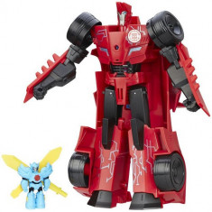 Transformers Robots in Disguise Power Surge Sideswipe - Figurina Povesti Hasbro