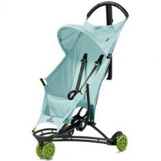 Carucior Yezz Blue Pastel - Carucior copii 2 in 1 Quinny