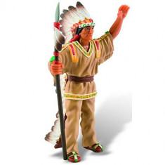 Figurina Indian Capetenie Bullyland
