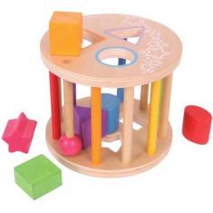 Primul Meu Cadru Pentru Sortat - Jocuri Logica si inteligenta Bigjigs