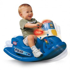 Balansoar Police - Leagan Little Tikes