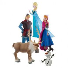 Set Frozen Bumper - Figurina Povesti Bullyland