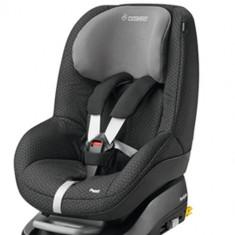 Scaun Auto Pearl 9-18 kg Black Crystal - Scaun auto copii grupa 0-1 (0-18 kg) Maxi Cosi, 0-1 (0-18 kg), Isofix