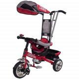 Tricicleta Lux Rosu - Tricicleta copii
