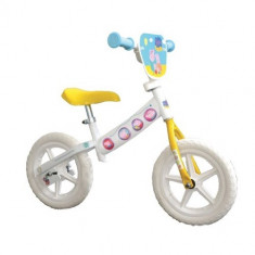 Bicicleta Incepatori Peppa Pig - Bicicleta copii Dino Bikes, 12 inch
