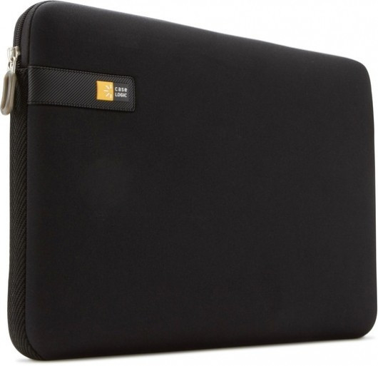 "Husa laptop 13.3"" Case Logic, slim, spuma eva, black foto mare"
